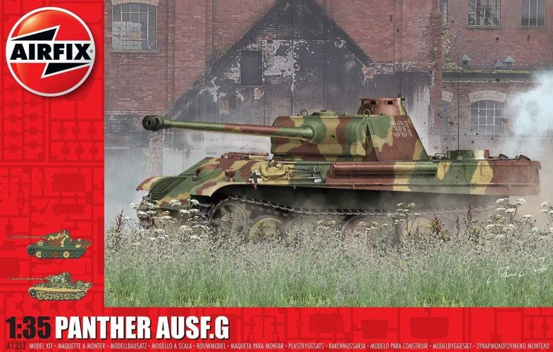 AIRFIX 1/35 1352 PANTHER AUSF.G