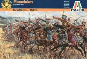 ITALERI 1/72 6082 NAPOLEONIC MAMELUKE CAVALRY