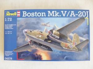 REVELL 1/72 04278 BOSTON Mk.V/A-20J