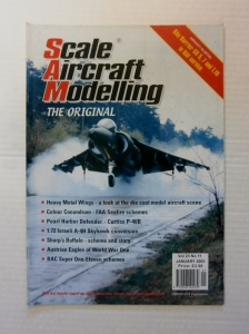 SCALE AIRCRAFT MODELLING  SAM VOLUME 23 ISSUE 11