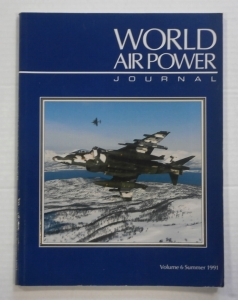 CHEAP BOOKS  ZB750 WORLD AIR POWER JOURNAL VOL 6 1991