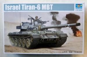 TRUMPETER 1/35 05576 ISRAEL TIRAN-6 MBT