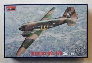 RODEN 1/144 310 DOUGLAS AC-47D SPOOKY