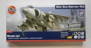 AIRFIX 1/72 50017 BAe SEA HARRIER FA2