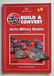 CHEAP BOOKS  ZB540 BUILD AND CONVERT AIRFIX MILITARY MODELS SAM PUBLICATIONS