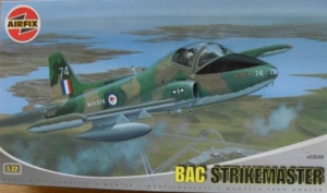 AIRFIX 1/72 03049 BAC STRIKEMASTER
