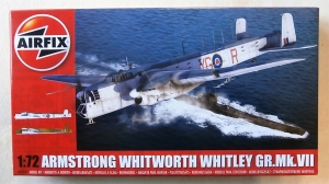 AIRFIX 1/72 09009 ARMSTRONG WHITWORTH WHITLEY GR.Mk.VII
