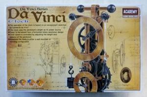 ACADEMY  18150 DA VINCI CLOCK