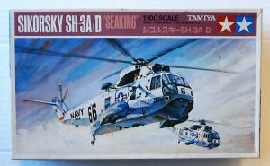 TAMIYA 1/100 1019 SIKORSKY SH-3A/D SEAKING