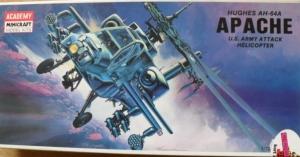 1/72 1649 HUGHES AH-64A APACHE