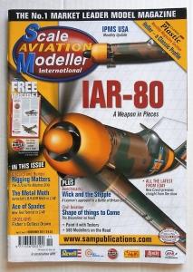SCALE AVIATION MODELLER  SAMI VOLUME 17 ISSUE 11