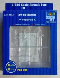 TRUMPETER 1/350 06259 AV-8B HARRIER