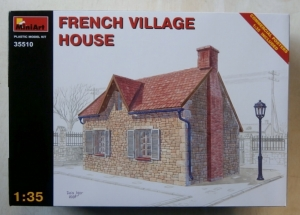 MINIART 1/35 35510 FRENCH VILLAGE HOUSE