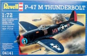 REVELL 1/72 04141 P-47M THUNDERBOLT