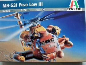 ITALERI 1/72 030 MH-53J PAVE LOW III