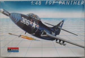 MONOGRAM 1/48 5456 F9F PANTHER