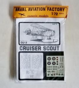 ESOTERIC 1/72 NAF-9 OJ-2 CRUISER SCOUT
