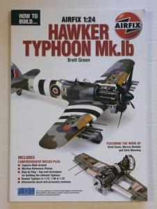 CHEAP BOOKS  ZB609 HOW TO BUILD AIRFIX 1/24 HAWKER TYPHOON Mk.Ib