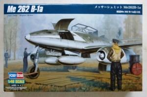 HOBBYBOSS 1/48 80378 MESSERSCHMITT Me 262 B-1a