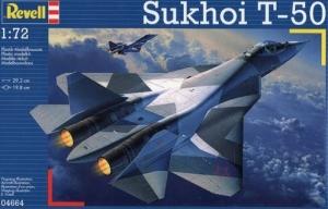 REVELL 1/72 04664 SUKHOI T-50