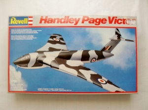 REVELL 1/96 4332 HANDLEY PAGE VICTOR