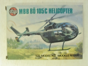 AIRFIX 1/72 61068 MBB Bo 105C