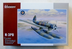 SPECIAL HOBBY 1/72 72250 N-3PB No.330  NORWEGIAN  SQUADRON