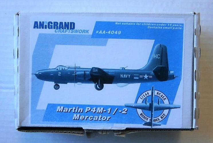 ANIGRAND 1/144 4049 MARTIN P4M-1/2 MERCATOR