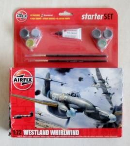AIRFIX 1/72 50096 WESTLAND WHIRLWIND STARTER SET