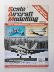 SCALE AIRCRAFT MODELLING  SAM VOLUME 27 ISSUE 07