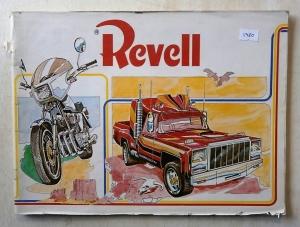 REVELL  REVELL 1980
