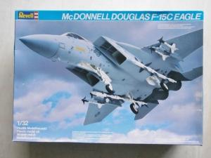 REVELL 1/32 4759 McDONNELL DOUGLAS F-15C EAGLE  UK SALE ONLY