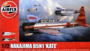 AIRFIX 1/72 04060 NAKAJIMA B5N1 KATE