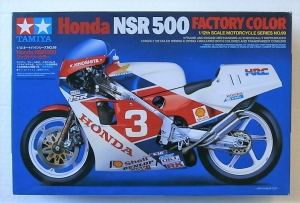 TAMIYA 1/12 14099 HONDA NSR 500 FACTORY COLOUR