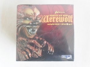 MPC  722 HAUNTED GLO-HEAD WEREWOLF