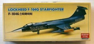 1/72 1619 F-104G STARFIGHTER