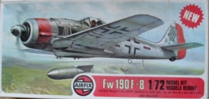 AIRFIX 1/72 02063 FOCKE WULF Fw 190F-8
