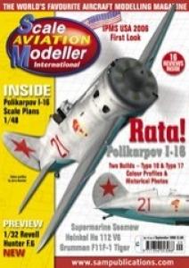 SCALE AVIATION MODELLER  SCALE AVIATION MODELLER VOLUME 12 ISSUE 09