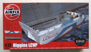 AIRFIX 1/72 02340 HIGGINS LCVP