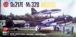 AIRFIX 1/72 05029 DORNIER Do 217E   Me 328 MISTEL