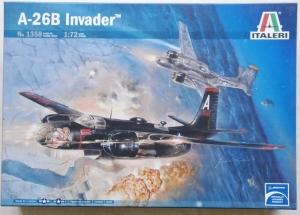 ITALERI 1/72 1358 A-26B INVADER