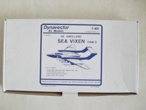 DYNAVECTOR 1/48 4803 SEA VIXEN FAW-2