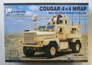PANDA 1/35 35003 COUGAR 4 x 4 MRAP