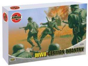 AIRFIX 1/72 01705 WWII GERMAN INFANTRY