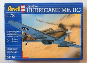 REVELL 1/72 04144 HAWKER HURRICANE Mk.IIC