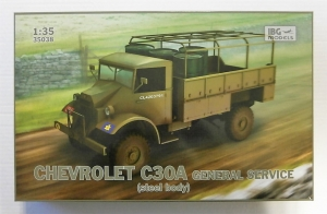 IBG MODELS 1/35 35038 CHEVROLET C30A GENERAL SERVICE