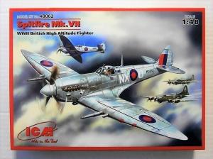 ICM 1/48 48062 SPITFIRE Mk.VII