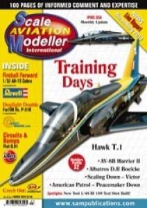 SCALE AVIATION MODELLER  SCALE AVIATION MODELLER VOLUME 16 ISSUE 03