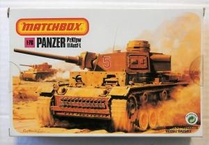 MATCHBOX 1/76 40074 PANZER Pz.Kpfw III Ausf.L