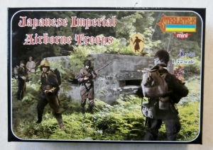 STRELETS 1/72 M104 JAPANESE IMPERIAL AIRBORNE TROOPS